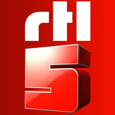 RTL5 On-Air Identity 2017
